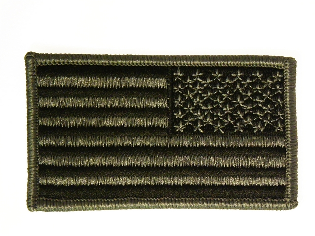U.S. Tactical Flag Available for Order Now