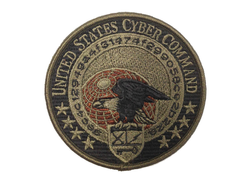 Navy NWU Patches - Action Embroidery
